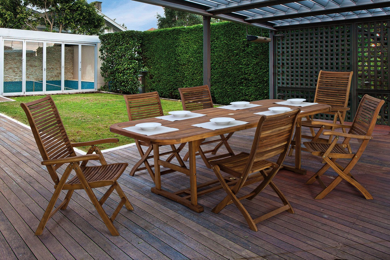 Tavolo e sedie per giardino Noemi Bizzotto